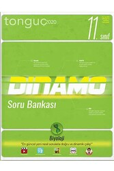 Tonguç Akademi - Tonguç Akademi 11. Sınıf Dinamo Biyoloji Soru Bankası