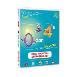 Tonguç Akademi - Tonguç Akademi 4. Sınıf Tüm Dersler 0 dan 4 e Konu Anlatımlı Soru Bankası