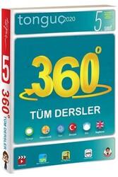 Tonguç Akademi - Tonguç Akademi 5. Sınıf 360 Serisi Tüm Dersler Cep Soru Bankası