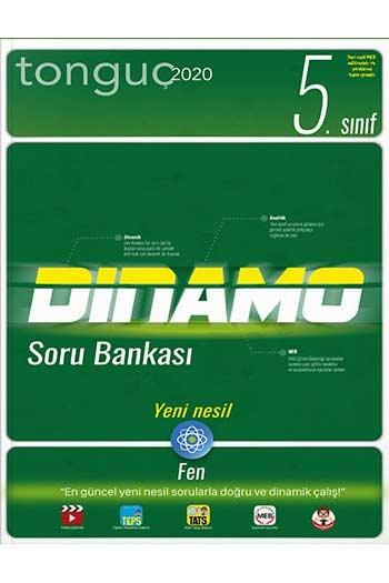Tonguç Akademi 5. Sınıf Dinamo Fen Bilimleri Soru Bankası