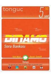 Tonguç Akademi - Tonguç Akademi 5. Sınıf Dinamo Türkçe Soru Bankası
