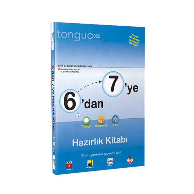 Tonguç Akademi 6 dan 7 ye Hazırlık Kitabı