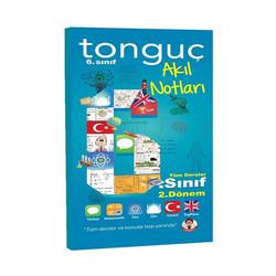 Tonguç Akademi - Tonguç Akademi 6. Sınıf 2. Dönem Akıl Notları