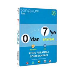 Tonguç Akademi - Tonguç Akademi 7. Sınıf 0 dan 7 ye Sayısal Konu Anlatımlı Soru Bankası
