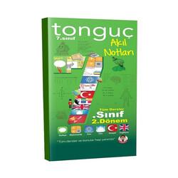 Tonguç Akademi - Tonguç Akademi 7. Sınıf 2. Dönem Akıl Notları