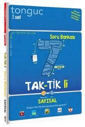 Tonguç Akademi - Tonguç Akademi 7. Sınıf Sayısal Taktikli Soru Bankası