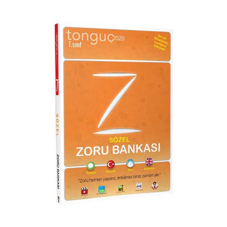 Tonguç Akademi 7. Sınıf Sözel Zoru Bankası