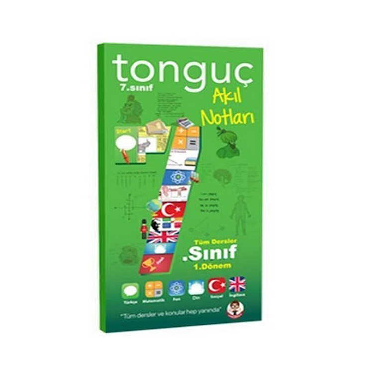 Tonguç Akademi 7.1 Akıl Notları