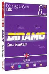 Tonguç Akademi - Tonguç Akademi 8. Sınıf İngilizce Dinamo Soru Bankası