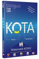 Tonguç Akademi - Tonguç Akademi 8. Sınıf LGS KOTA Konu Taramaları Matematik Kotası