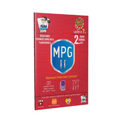 Tonguç Akademi - Tonguç Akademi Kamp 2019 TYT MPG 2 Konu Tarama Testi