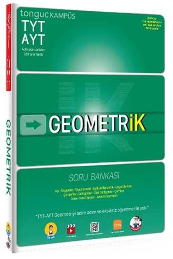 Tonguç Akademi TYT AYT GeometrİK Soru Bankası