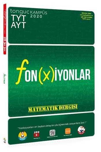 Tonguç Akademi TYT AYT Matematik Dergisi Fonksiyonlar