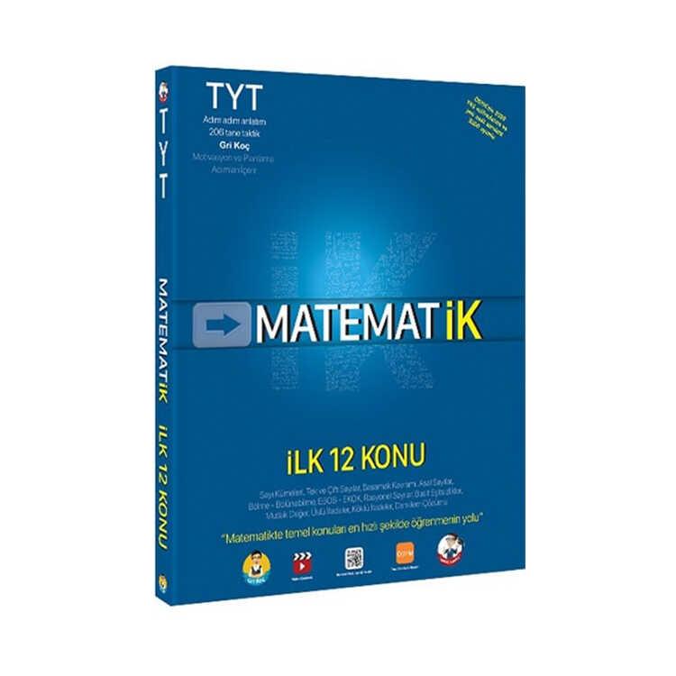 Tonguç Akademi TYT Matematik İlk 12 Konu
