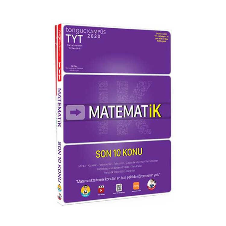 Tonguç Akademi TYT MatematİK Son 10 Konu