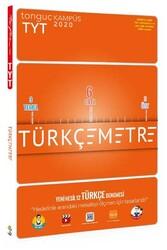 Tonguç Akademi - Tonguç Akademi TYT Türkçemetre Yeni Nesil 12 Türkçe Deneme