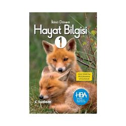 Tudem Yayınları - Tudem Yayınları 1.Sınıf 2.Dönem Hayat Bilgisi Hepsi Bir Arada
