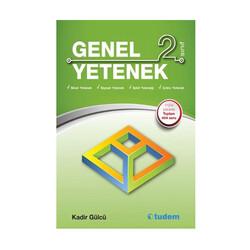Tudem Yayınları - Tudem Yayınları 2. Sınıf Genel Yetenek Kitabı