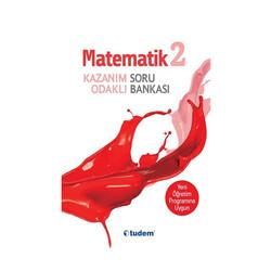 Tudem Yayınları - Tudem Yayınları 2.Sınıf Matematik Kazanım Odaklı Soru Bankası