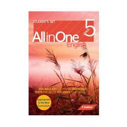 Tudem Yayınları - Tudem Yayınları 5. Sınıf All In One