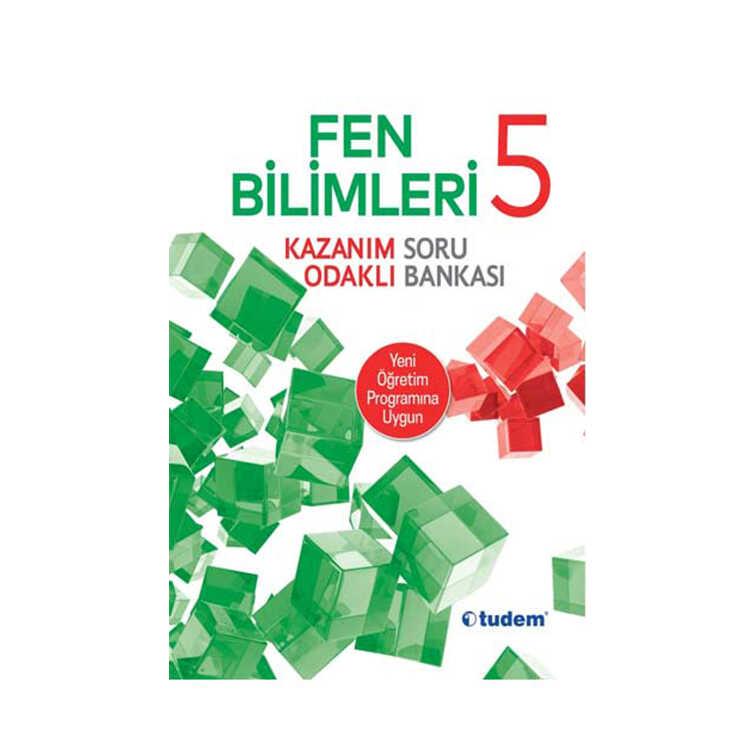 Tudem Yayınları 5. Sınıf Fen Bilimleri Kazanım Odaklı Soru Bankası
