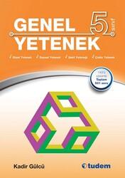Tudem Yayınları - Tudem Yayınları 5. Sınıf Genel Yetenek Kitabı