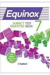 Tudem Yayınları - Tudem Yayınları 7. Sınıf İngilizce Equinox Subject Oriented Test Book