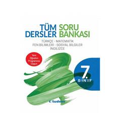 Tudem Yayınları - Tudem Yayınları 7. Sınıf Tüm Dersler Soru Bankası