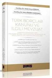 Savaş Yayınevi - Türk Borçlar Kanunu ve İlgili Mevzuat Savaş Yayınları