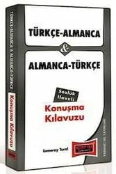 Yargı Yayınları - Türkçe - Almanca ve Almanca - Türkçe Konuşma Kılavuzu Sözlük İlaveli