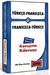 Yargı Yayınları - Türkçe - Fransızca ve Fransızca - Türkçe Konuşma Kılavuzu Sözlük İlaveli