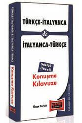 Yargı Yayınları - Türkçe - İtalyanca ve İtalyanca - Türkçe Konuşma Kılavuzu Sözlük İlaveli