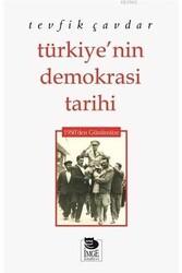 İmge Kitabevi - Türkiye'nin Demokrasi Tarihi; 1950'den Günümüze İmge Kitabevi