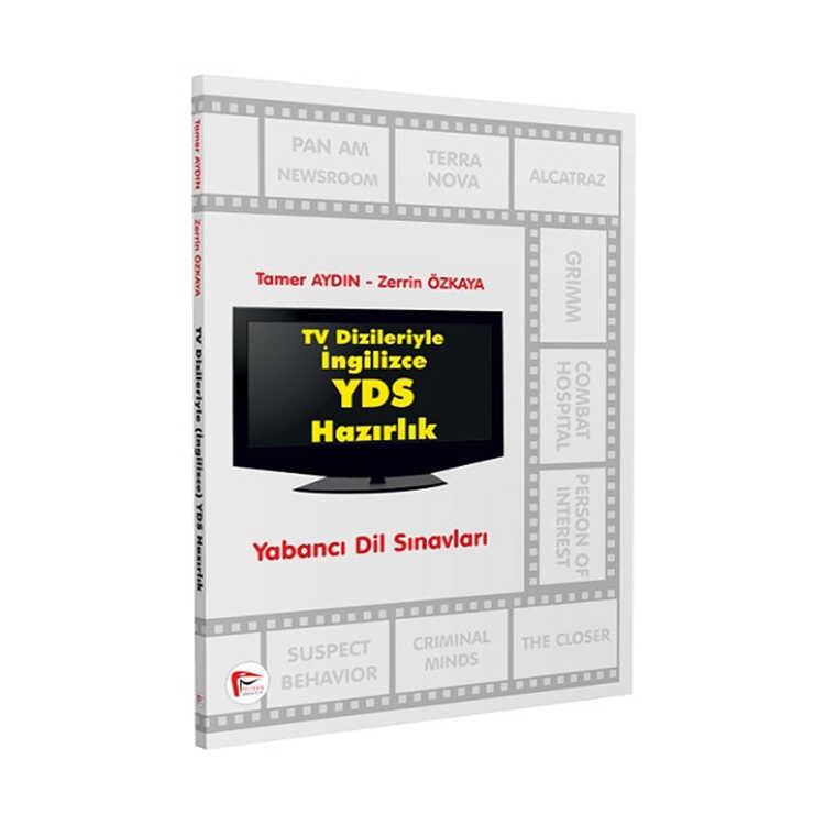 TV Dizileriyle İngilizce YDS Hazırlık - Pelikan Yayınları