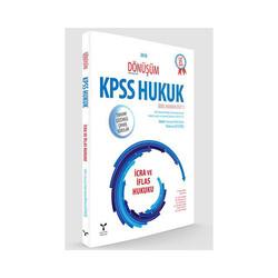 Umuttepe Yayınları - Umuttepe Yayınları Dönüşüm KPSS A Grubu İcra ve İflas Hukuku Tamamı Çözümlü Çıkmış Sorular