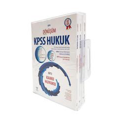 Umuttepe Yayınları - Umuttepe Yayınları Dönüşüm KPSS A Grubu Kamu Hukuku Cilt 2 Tamamı Çözümlü Çıkmış Sorular Modüler Set