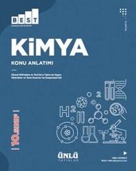 Ünlü Yayıncılık - Ünlü Yayıncılık 10. Sınıf Kimya BEST Konu Anlatım