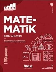 Ünlü Yayıncılık - Ünlü Yayıncılık 10. Sınıf Matematik BEST Konu Anlatım