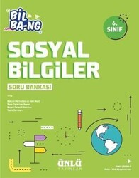 Ünlü Yayıncılık - Ünlü Yayıncılık 6. Sınıf Sosyal Bilgiler Bil Bang Soru Bankası