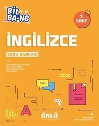 Ünlü Yayıncılık - Ünlü Yayıncılık 7. Sınıf İngilizce Bil Bang Soru Bankası