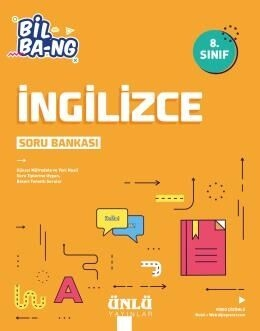 Ünlü Yayıncılık 8. Sınıf LGS İngilizce Bil Bang Soru Bankası