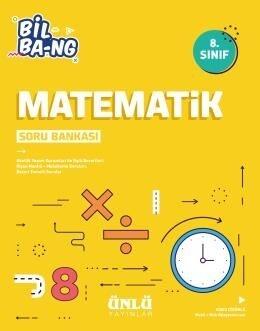 Ünlü Yayıncılık 8. Sınıf LGS Matematik Bil Bang Soru Bankası