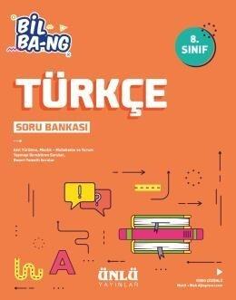 Ünlü Yayıncılık 8. Sınıf LGS Türkçe Bil Bang Soru Bankası