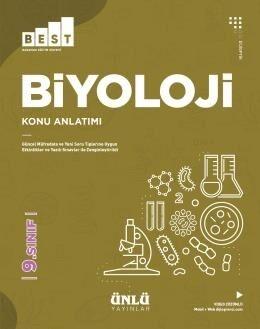 Ünlü Yayıncılık 9. Sınıf Biyoloji BEST Konu Anlatımlı