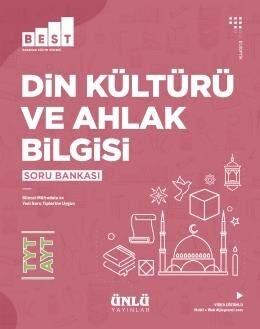 Ünlü Yayıncılık TYT AYT Din Kültürü ve Ahlak Bilgisi BEST Soru Bankası
