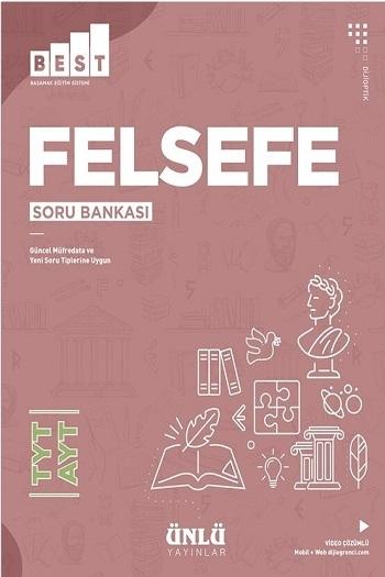 Ünlü Yayıncılık TYT AYT Felsefe BEST Soru Bankası