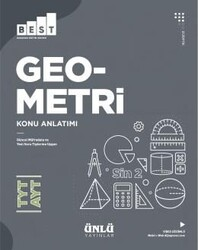 Ünlü Yayıncılık - Ünlü Yayıncılık TYT AYT Geometri BEST Konu Anlatım