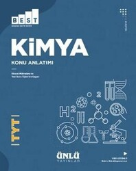 Ünlü Yayıncılık - Ünlü Yayıncılık TYT Kimya BEST Konu Anlatım