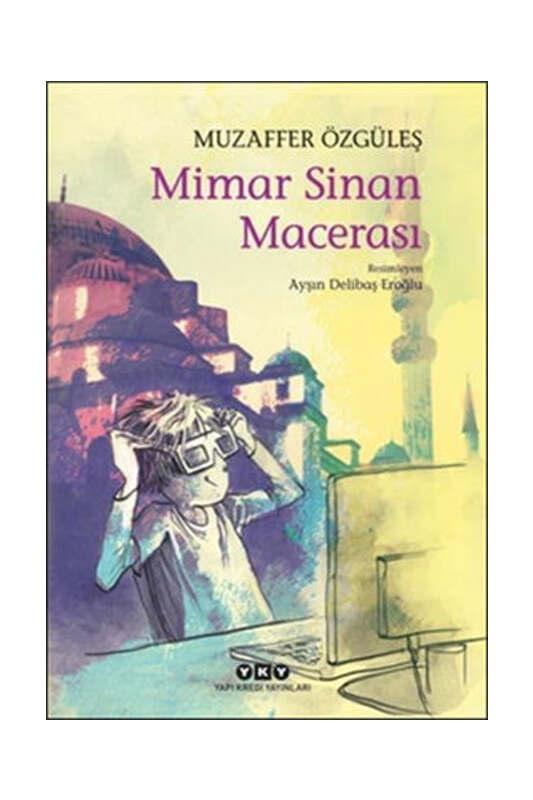 Yapı Kredi Yayınları Mimar Sinan Macerası