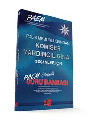 Yargı Yayınları - Yargı Yayınları 2017 PAEM Komiser Yardımcılığına Geçenler İçin Çözümlü Soru Bankası